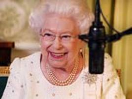 so much for 'one-take windsor': how the queen was forced to re-record christmas message