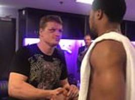 alexander povetkin invites anthony joshua to russia after wembley fight