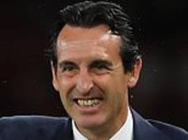 danny murphy's big match verdict: unai emery needs a midfield leader to be a success at arsenal