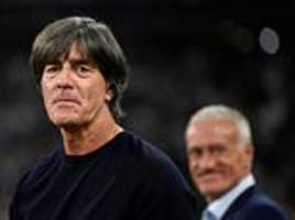 joachim loew discusses germany's failures at the world cup