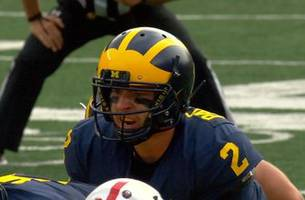tim brando: shea patterson is 'best, most accurate and elusive' wolverines quarterback in years
