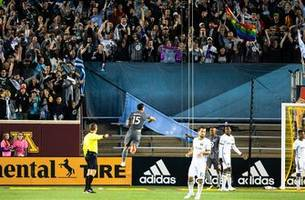 ibarra scores twice, loons beat timbers 3-2