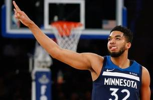 towns agrees to five-year, $190 million contract with wolves
