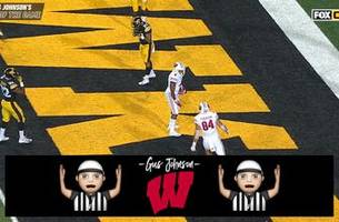 Gus Johnson's Call of the Game: 'Ice water in his veins' | No. 18 Wisconsin beats Iowa 28-17