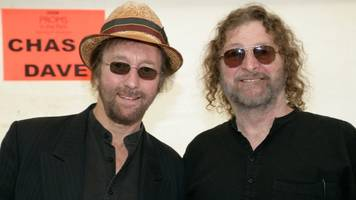 chas and dave: dave peacock pays tribute to bandmate