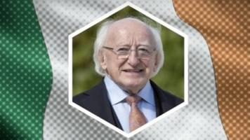 How do you become president of Ireland?
