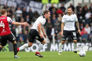 who was the star man in derby county's win over brentford?