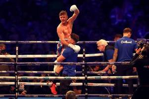 footwork, timing and poise of a champion - how luke campbell danced his way to a world title shot