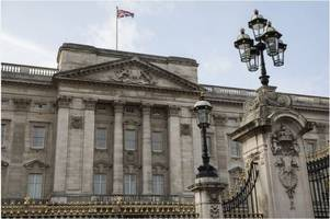 Man arrested at Buckingham Palace on suspicion of possessing firearm