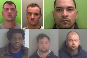 Locked up this week: Two death crash drivers, an OAP and a drugs gang