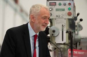 labour could support second brexit referendum, says jeremy corbyn