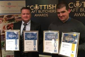 Butchers' sausage takes gold in national competition