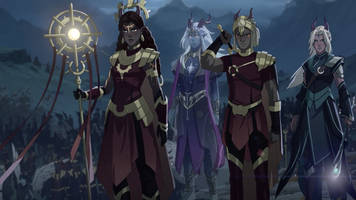 the dragon prince series is only the beginning of the expanded universe