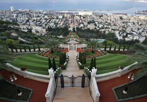 living out the baha'i faith in service: a journey to israel