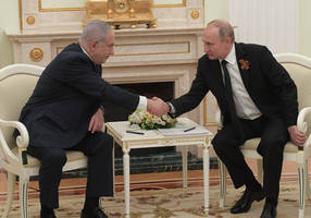don't be fooled, moscow and jerusalem still need each other in syria