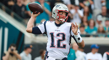 How to Watch Patriots vs. Lions: Live Stream, TV Channel