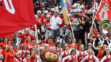 urban meyer's first game back hints at how ohio state fans move on
