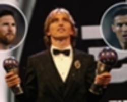 Modric, Ronaldo or Salah - Who did India vote for in the The Best FIFA Football Awards 2018?