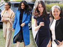 Meghan Markle's mother Doria is 'set to get her own place in the UK'