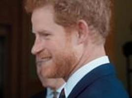 Prince Harry jokes whether Buckingham Palace guests have been 'bunked together in one room'