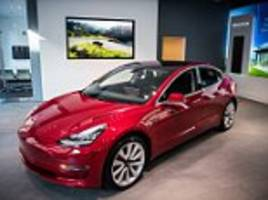 tesla to hand-deliver model 3s to doorsteps as elon musk's car firm struggles to meet delivery goals