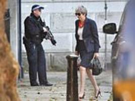 theresa may insists she does trust donald trump after salisbury attack criticisms