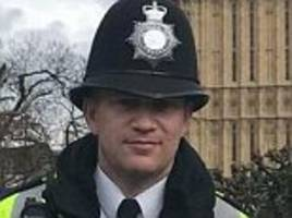 Metropolitan Police 'passed the buck' over PC Keith Palmer's death, inquest hears