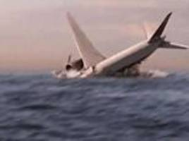missing mh370 flight performed death spiral before plunging into the sea