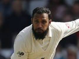 adil rashid signs new one-year yorkshire contract in all three formats