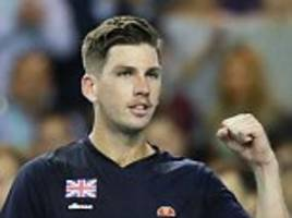 british no 2 cameron norrie into second round of the shenzhen open