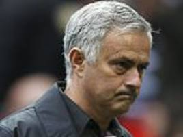 Manchester United boss Mourinho insists he relishes the pressure of Carabao Cup ahead of Derby clash