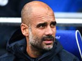 premier league is the priority for manchester city as pep guardiola targets domestic domination