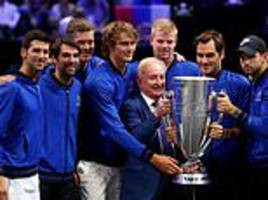 team europe retain the laver cup after alexander zverev beats team world's kevin anderson