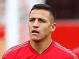 where has it all gone wrong for £500,000-a-week star alexis sanchez?