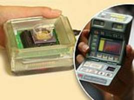handheld device inspired by star trek's tricorder that can diagnose cancer is close to reality
