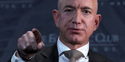 Amazon held acquisition talks with food delivery firm Deliveroo — twice (AMZN)