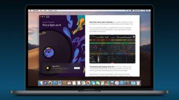 apple's new mac software is now available to download — here are the 7 best features in 'mojave' (aapl)