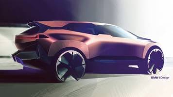 bmw's new electric suv concept is loaded with impressive tech — here's a look at its best features
