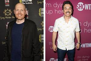 Comedy Central Signs Production Deal With Bill Burr and Al Madrigal's All Things Comedy