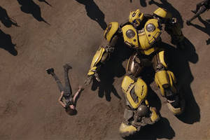 optimus prime sends your favorite transformer on a mission in new 'bumblebee' trailer (video)