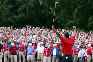 Tiger Woods Win Scores Highest-Rated FedExCup Playoffs Telecast Ever