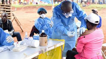 dr congo ebola outbreak: beni attack halts outreach work