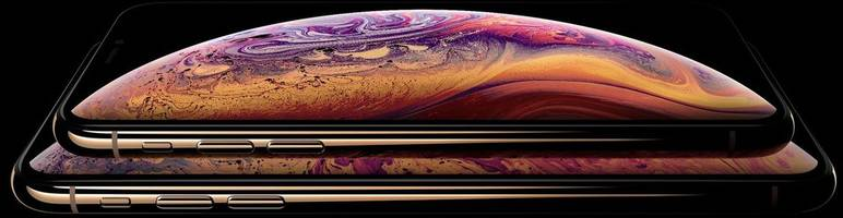 The iPhone XS Max is outselling the iPhone XS, according to analyst report