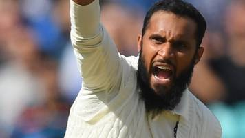 England leg-spinner Rashid signs all-format Yorkshire deal