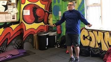 from the front bench, to bench press: how mp tom watson lost seven stone in a year