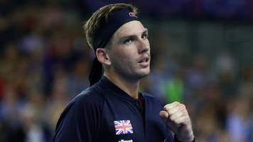 shenzhen open: british number two cameron norrie into second round in china