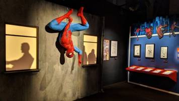 inside marvel: universe of super-heroes at seattle's mopop