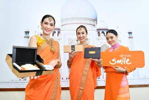 thai smile lifts standard of inflight service