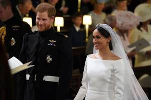 new itv series reveals meghan markle's secret from harry until wedding day