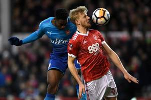 Rangers target Nottingham Forest star; West Bromwich Albion make move for non-league hot-shot; Derby County boss keen on Preston North End defender